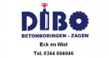 HOOFDSPONSOR DIBO Betonboringen