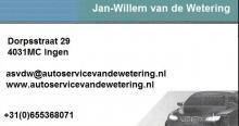Autoservice Van de Wetering