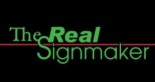 The Real Signmaker